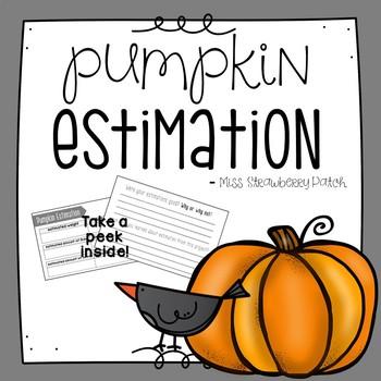 Pumpkin Estimation
