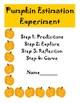 Pumpkin Estimation Experiment