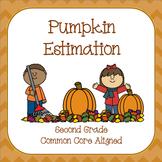 Pumpkin Estimation Lesson