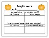 Pumpkin Estimation & Measurement