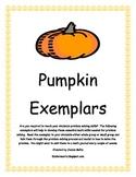 Pumpkin Exemplars