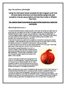 Pumpkin Exploration Center