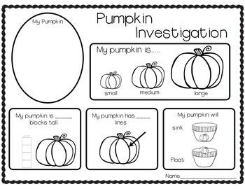 Pumpkin Exploration Centers