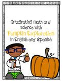 Pumpkin Exploration in English and Spanish