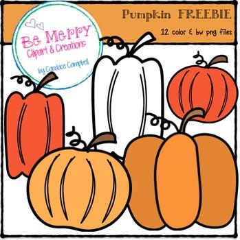 Pumpkin FREEBIE