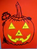 Pumpkin Faces Note Reading HARD GOOD