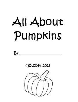 Pumpkin Fact Book