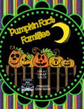 Pumpkin Fact Families