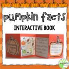 Pumpkin Facts Mini Book