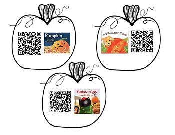 Pumpkin/Fall Theme QR Code Read Alouds