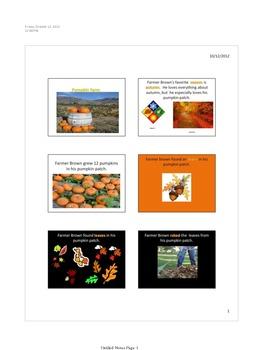 Pumpkin Farm sequencing