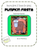 Pumpkin Fiesta Activities and Printables for Harcourt Trophies