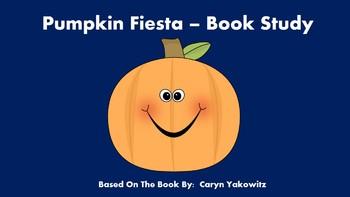 Pumpkin Fiesta - Book Study