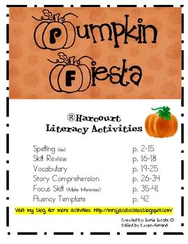 Pumpkin Fiesta (Harcourt)