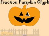 Pumpkin Fraction Glyph