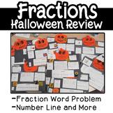 Pumpkin Fractions Halloween
