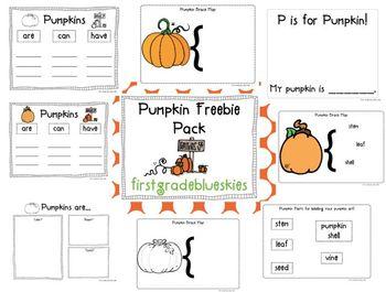 Pumpkin Freebie Pack