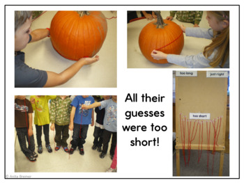 Pumpkin Math and Literacy Activities