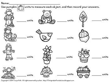 Pumpkin Fun Measurement
