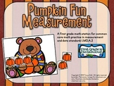 Pumpkin Fun Measurement