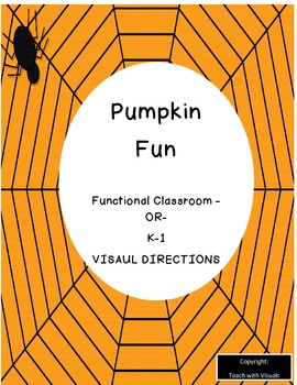 Pumpkin Fun Unit