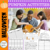 Halloween Pumpkin Activities Integrating Math, Science, Re