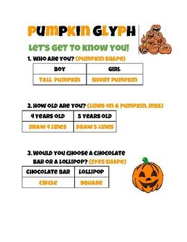 Pumpkin Glyph