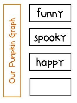 Pumpkin Graph