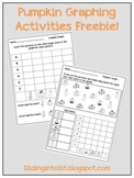 Pumpkin Graphing {freebie}