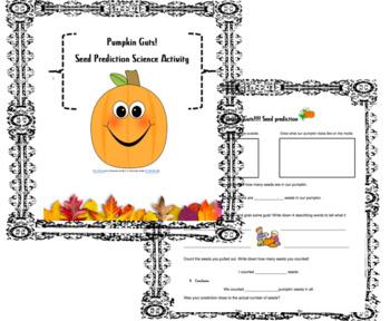 Pumpkin Guts!! Pumpkin Seed Prediction