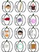 Pumpkin Halloween Fall Smash Card Articulation /S/ Sounds Initial Medial Final