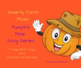 Pumpkin Halloween Song Series