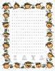 Pumpkin & Halloween Word Searches