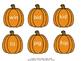 Sort CVC words by short vowel sound: Pumpkin Harvest