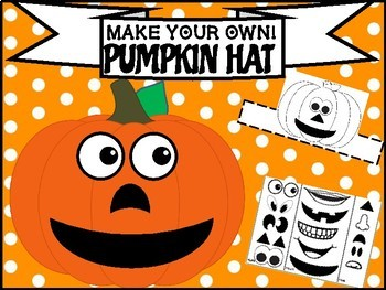 Pumpkin Hat! - Make your own craft