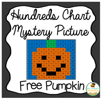 Free Download - Pumpkin Hundreds Chart Picture by Mrs Thompson's ...
