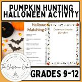 Pumpkin Hunting! Printable for Halloween Fun Grades K-3