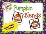 Pumpkin Initial Blends PowerPoint