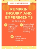 Pumpkin Inquiry and Experiments