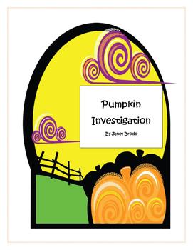 Pumpkin Investigation