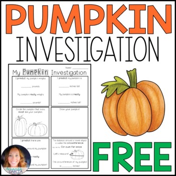 Pumpkin Investigation: No Carving Required!