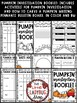 About the Pumpkin Investigation Worksheet - Fall Activities 2nd Grade, 3rd Grade