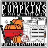 About the Pumpkin Investigation Worksheet - Fall Activitie