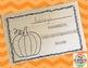 Pumpkin Investigation Freebie