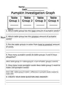 Pumpkin Investigation Pack