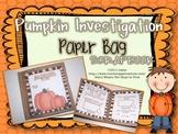 Pumpkin Investigation Paper Bag Scrapbook Kit {Hands On Science Fun!}