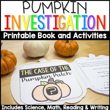 Pumpkin Investigation:  The Case of the Pumpkin Patch