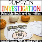 Pumpkin Investigation:  The Case of the Pumpkin Patch (Pri