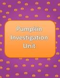 Pumpkin Investigation Unit