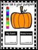 Pumpkin Investigations Packet